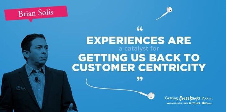 Getting Back to Customer Centricity with Brian Solis