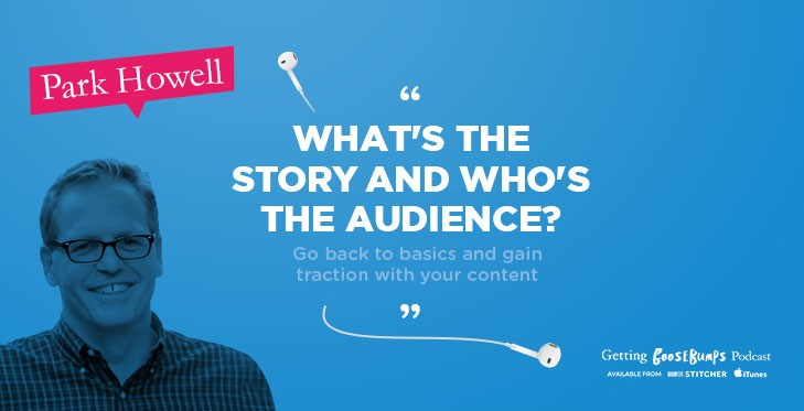 Getting Your Brand Story Straight with Park Howell